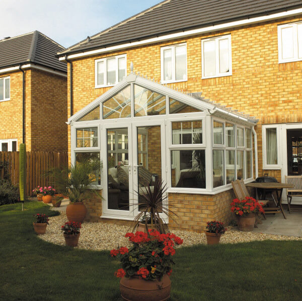 ETC Windows Gable Front Conservatories