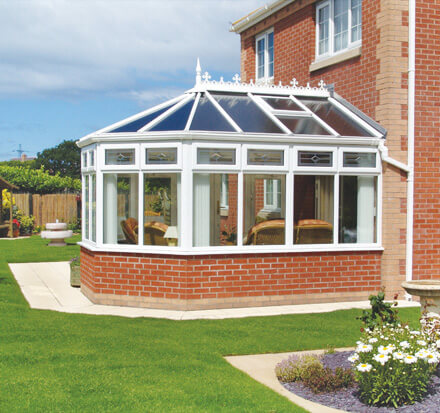 Conservatories with ETC Windows in Worcestershire